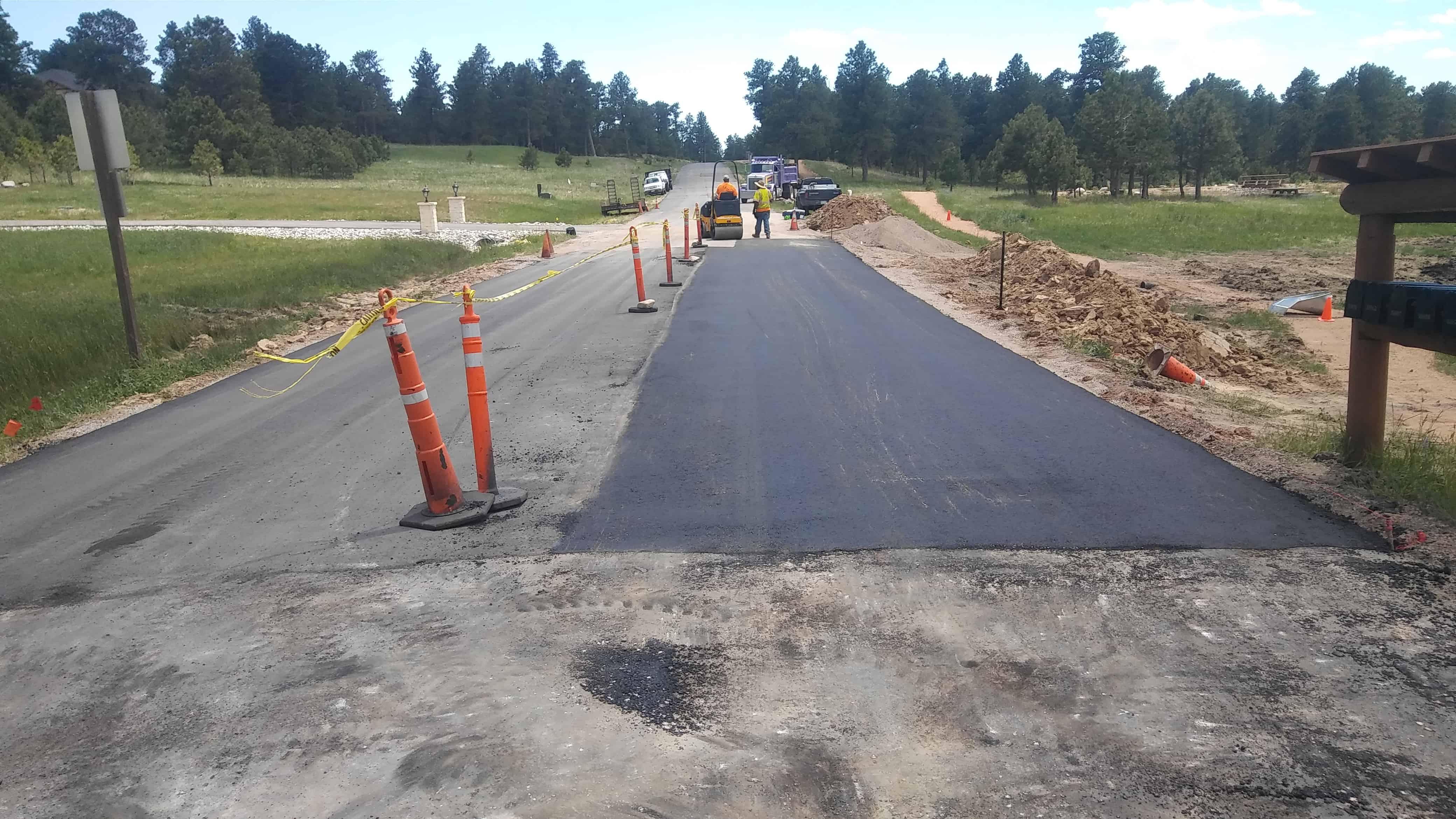 colorado springs asphalt paving services
