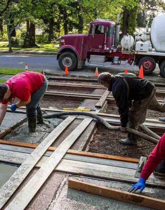 concrete driveway repair colorado springs
