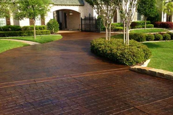 concrete staining companies in colorado springs,